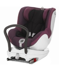Britax DualFix Convertible Carseat - Dark Grape