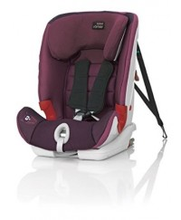 Britax UK Advansafix - dark Grape (9 mths - 12 yrs)