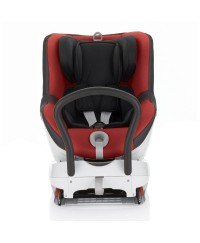 Britax DualFix Convertible Carseat - Chili Pepper