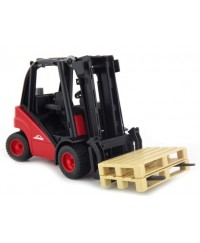 Bruder Linda Fork Lift H30D with 2 Pallets