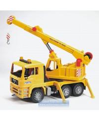 Bruder MAN TGA Crane Truck