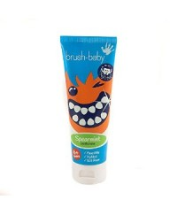 Brushbaby Children's Spearmint Toothpaste(6+years)