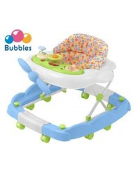 Bubbles 2 in 1 Baby Walker Fantasy Plane