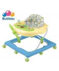 Bubbles Baby Walker Happy Plane