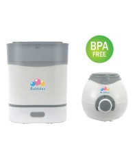 Bubbles Combo Sterilizer Warmer