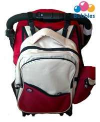 Bubbles Aiden Diaper Backpack