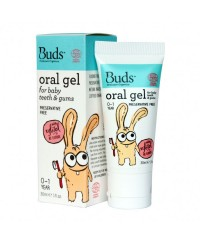 Buds Oral Gel for Baby Teeth and Gums