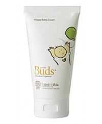 Buds Cherished Organics Happy Baby Cream 150ml