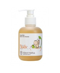 Buds Cherished Organic Happy Baby Head to Toe Cleanser 250ml