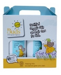 Buds For Kids Lavender Gift Pack - Shampoo & Bath