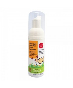 Buds Everyday Baby Safe Anti-Bac Foam Sanitiser