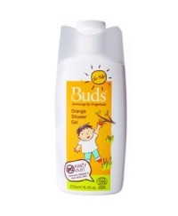 Buds For Kids Orange Shower Gel 250ml