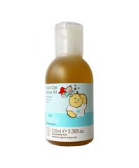 Buds Soothing Organic Flaky Scalp Oil 100ml