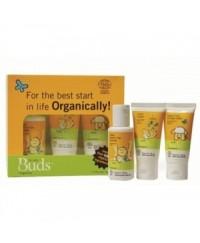 Buds Baby Organics Infant Organic Starter Set