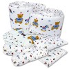 Bumble Bee Jersey 100% Cotton Bedding - Fun Time ( Best Seller)