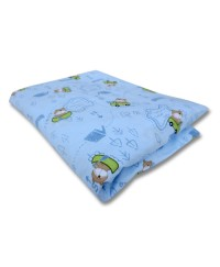 Bumble Bee Fitted Crib Sheet