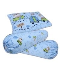 Bumble Bee Knitted Pillow & Bolster Set ( 6 Design are available)