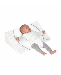Candide 25° cot wedge with strip belt