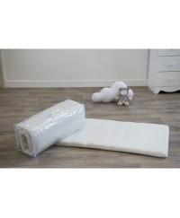 Candide Air+ Travel mattress Light grey