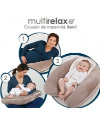 Candide 3 in1 Multirelax Polycotton