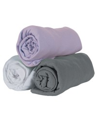 Candide Waterproof 2 in 1 Fitted Sheet - Cradle 40 x 80