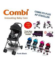 Combi F2 Plus Lightweight Japan Stroller
