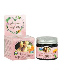 Earthmama Angelbaby Natural Nipple Butter 60 ml