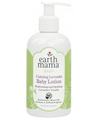 Earth Mama Organic Baby Lotion 240ml