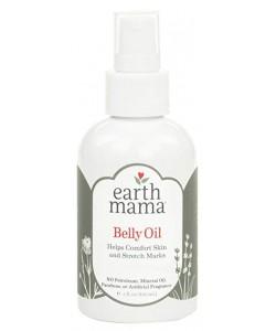 Earthmama Organic Belly Oil 120ml