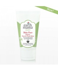 Earthmama Baby Face Organic Nose & Cheek Balm 58ml