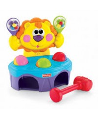 Fisher Price Infant Sit & Rock Musical Lion