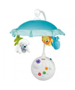 Fisher Price 2 in 1 Projection Mobile