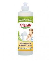 Friendly Organic BrestFedding Accessory Cleaner 473ml