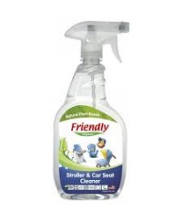 Friendly Organic Stroller & Carseat Cleaner 650ml