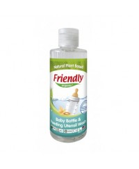 Friendly Organic Baby Bottle & Feeding Utensil Wash 118 ml (Hand Wash)