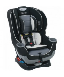 Graco Extend2Fit Platinum Convertible Car Seats