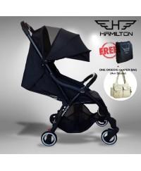 Hamilton ELITE Pro Magic Auto-Fold Stroller (No Stock)
