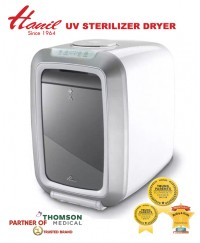 Hanil UV Sterilizer from Korea ( Premium Grade )  + Free Hegen Basic Starter Kit