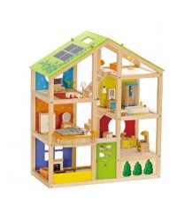 Hape All Season House-Furnished