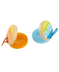 Hape Clickety-Clack Clapper Asst Color