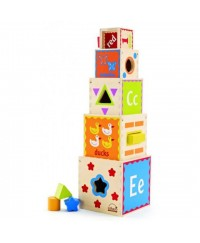 Hape Pyramid Of Play