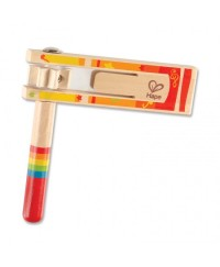 Hape Noisemaker Asst Color