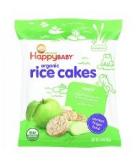 Happy Baby Munchies Apple Rice Cake