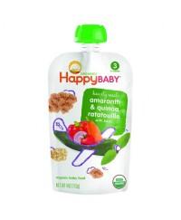Happy Baby Stage 3 Amaranth & Quinoa Ratatouille