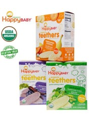 Happy Baby Organic Teether Wafers