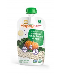 Happy Baby Homestyle Meal Pumpkin & White Bean
