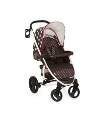 Hauck Malibu XL Travel System+Carrier