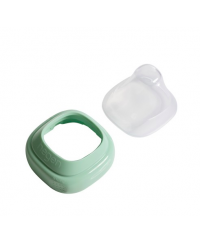 HEGEN PCTO™ COLLAR AND TRANSPARENT COVER -  GREEN