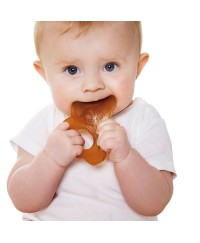 Hevea Natural Rubber Teether