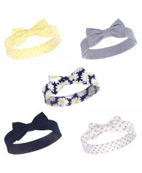 Hudson Baby Headband Set (5pcs)